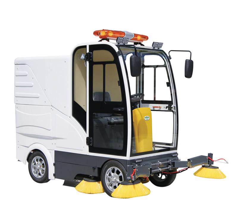 MJN-2280F城市清扫车