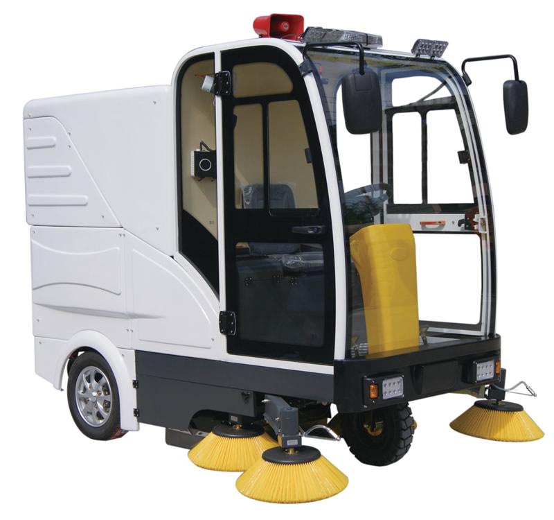 MJN-2208E城市清扫车