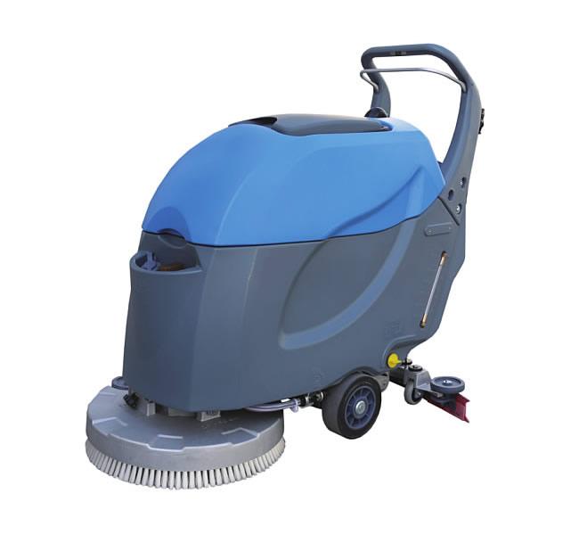 XD-580E手推式智能洗地机
