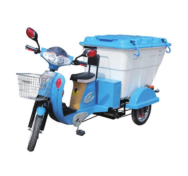 MJN-240L挂桶保洁车